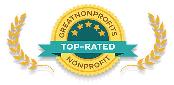 Great Nonprofits award